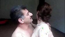Arab Aunty sucked n fucked by hubby wid loud moaning