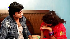 Devar Forcing Romance with Bhabhi she later starts enjoying it HD new