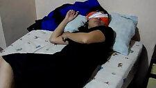 Dormida y caliente parte