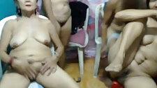 Asian milf show