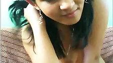 Indian desi girl in webcam