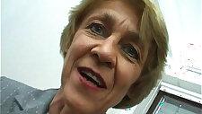 Oma macht gern Sextreffen German Granny likes livedates
