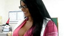 The teacher is hot