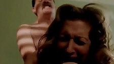 Alysia Reiner Orange Is the New Black extended sex scene