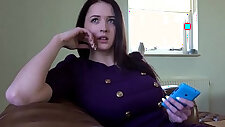 Lusty big boobs office girl seduces tonic seniors and gets dicked down
