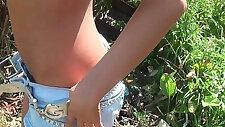 fuck webcam girl on nature