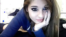 creampiegirls.webcam chick on webcam