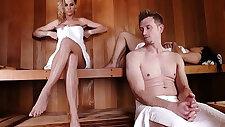 LoveHerFeet Jessa Rhodes Hot And Steamy Foot Sex