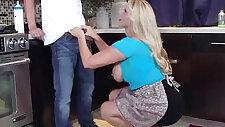 Wild Housewife karen fisher With Big Juggs Bang Hardcore in office clip 18