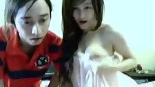 Fuck Hot Girl masturbates on Webcam