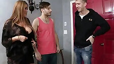 Mature amateur Wife kianna dior Perform In Hardcore Action video
